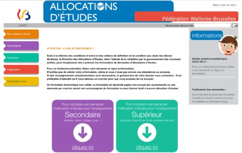 allocation-detudes